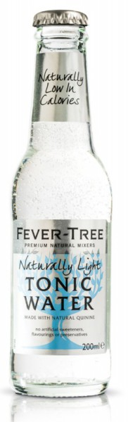 Fever-Tree Naturally Light Tonic Water 0,2l