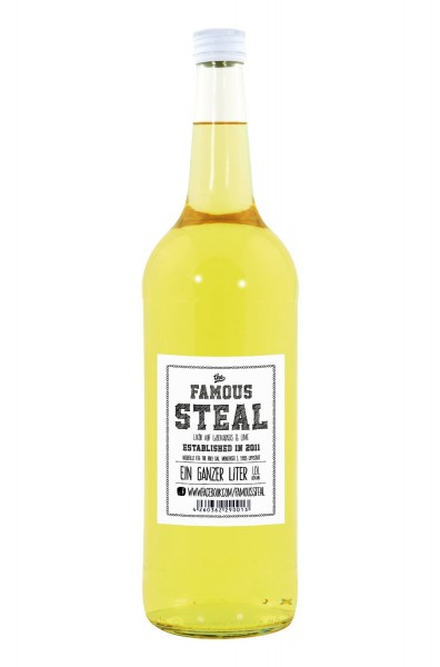The Famous Steal 1 Liter 18%vol.