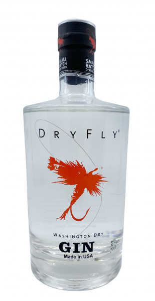Dry Fly Washington Dry Gin - Made in USA 0,7l 40%vol.