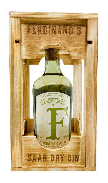 Ferdinands´s Gin 7 Years Anniverary Edition Limited 0,5l 44%vol.