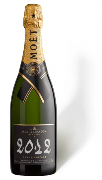 Moet & Chandon GRAND VINTAGE 2012 0,75l 12,5%vol.
