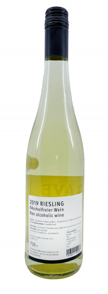 Save Water Drink Riesling Free - Alkoholfrei 0,75l