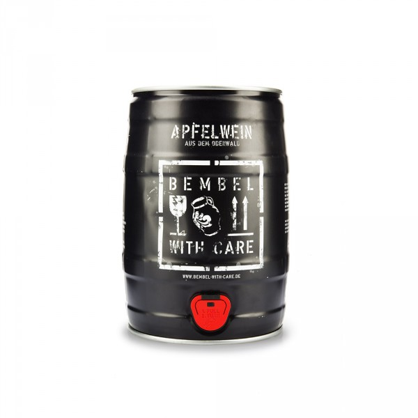 Bembel with Care Apfelwein Fass 5l