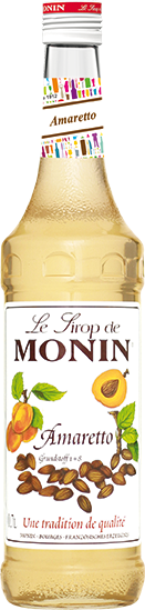 Monin Sirup Amaretto 0,7l