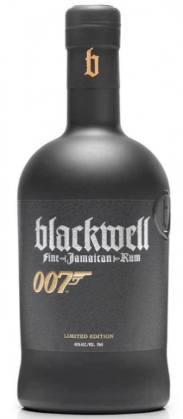 Blackwell Rum ~ Limited Edition 007 ~ 0,7l 40%vol.