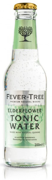Fever-Tree Elderflower Tonic Water 0,2l