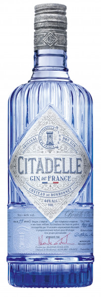 Citadelle Gin de France 0,7l 44%vol.