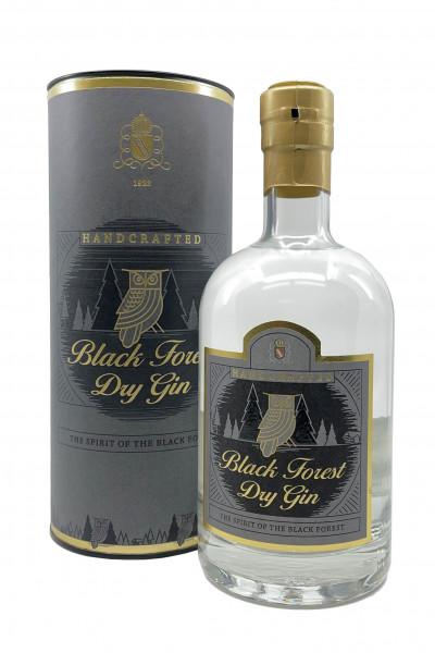 Black Forest ~ Dry Gin ~ 0,7l 47%vol.