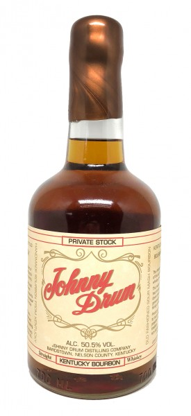 Johnny Drum - Straight Kentucky Bourbon Whiskey- Private Stock 0,7l 50,5%vol.