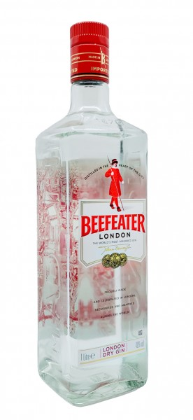 Beefeater London Dry Gin 1l 40%vol.